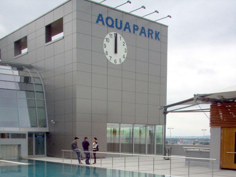 Aquapark Olomouc