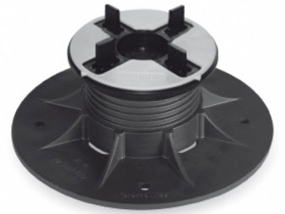 High adjustable pad Eterno with self leveling head